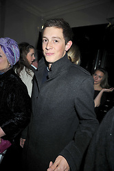 JAMES ROTHSCHILD at the opening of the Brompton Bar & Grill, 243 Brompton Road, London SW3 on 11th March 2009.