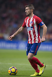 November 18, 2017 - Madrid, Madrid, Spain - Gabi during the match between Atletico de Madrid and Real Madrid, week 12 of La Liga at Wanda Metropolitano stadium, Madrid, SPAIN - 18th November of 2017. (Credit Image: © Jose Breton/NurPhoto via ZUMA Press)