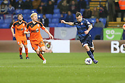 Bolton Wanderers midfielder Jay Spearing and Ben Pringle, Ipswich Town midfielder during the Sky Bet Championship match between Bolton Wanderers and Ipswich Town at the Macron Stadium, Bolton, England on 8 March 2016. Photo by Simon Brady.