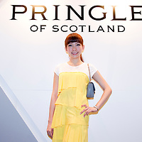 Pringle of Scotland Store Opens In Hong Kong 2010