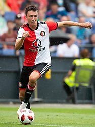 Steven Berghuis of Feyenoord during the Pre-season Friendly match between Feyenoord Rotterdam and Levante UD at the Kuip on July 29, 2018 in Rotterdam, The Netherlands
