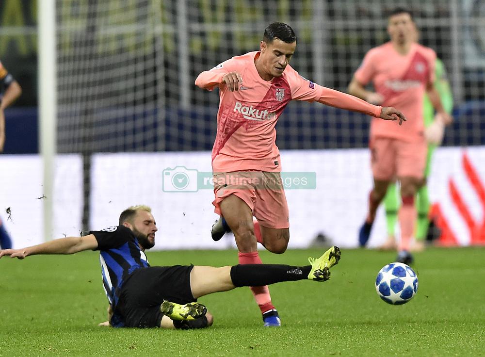صور مباراة : إنتر ميلان - برشلونة 1-1 ( 06-11-2018 )  20181106-zaf-x99-229