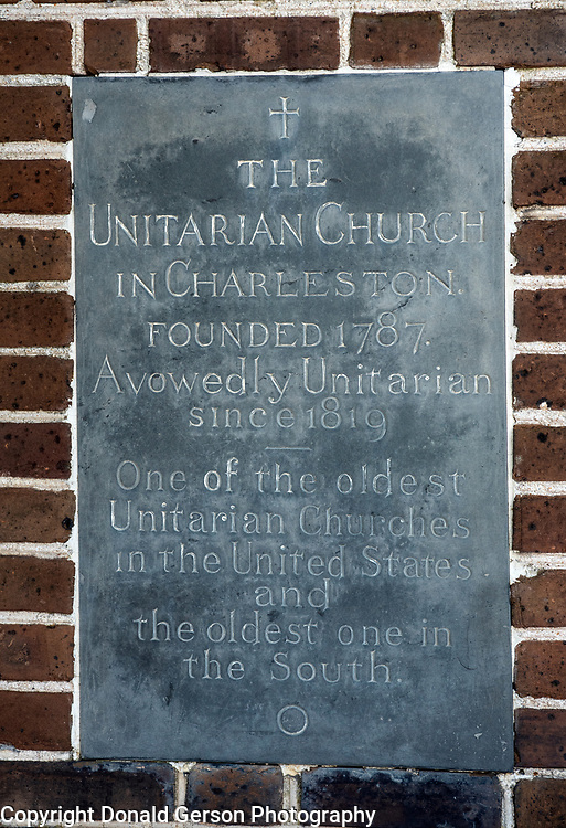 Charleston, SC Church Unitarian Universalist