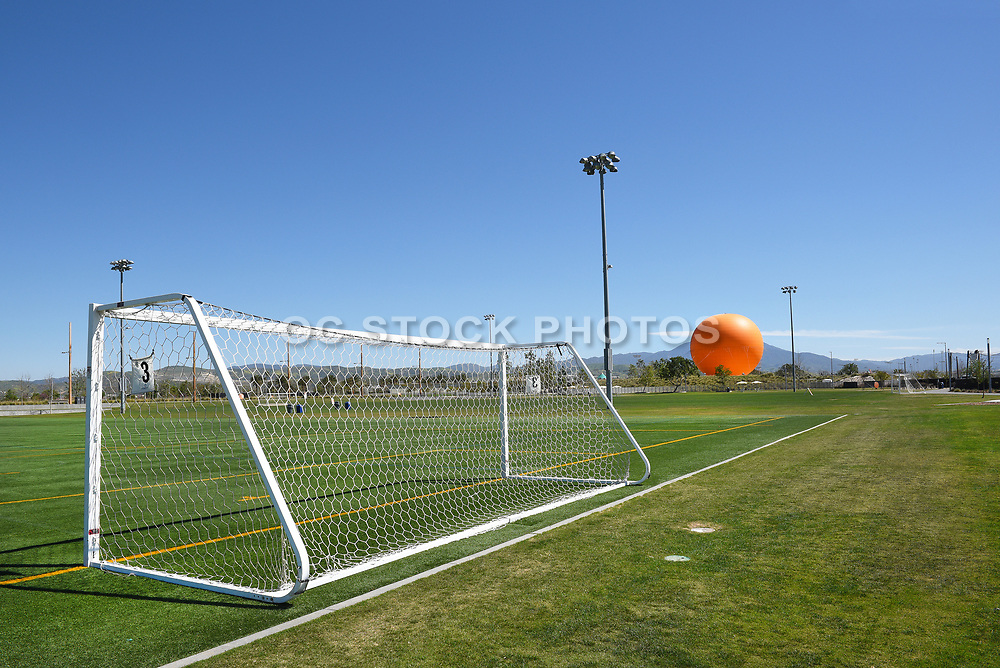 Orange County Great Park Soccer Field