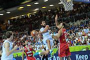 KOPER EUROBASKET 2013 <br /> 5 SETTEMBRE 2013<br /> NAZIONALE ITALIANA MASCHILE<br /> TURCHIA-ITALIA<br /> NELLA FOTO BELINELLI<br /> FOTO CIAMILLO