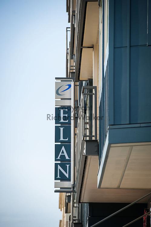 2014 March 22 - Elan Redmond Town Center, Redmond, WA. By Richard Walker
