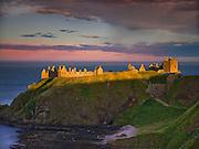 Dunnottra Castle