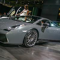 Lamborghini Gallardo Superleggera at the Geneva Motor Show 2007