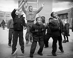 Sport in Schools Feature. Client EdComs