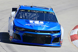 March 23, 2019 - Martinsville, VA, U.S. - MARTINSVILLE, VA - MARCH 23: #88: Alex Bowman, Hendrick Motorsports, Chevrolet Camaro Nationwide during final practice for the STP 500 Monster Energy NASCAR Cup Series race on March 23, 2019 at the Martinsville Speedway in Martinsville, VA.  (Photo by David J. Griffin/Icon Sportswire) (Credit Image: © David J. Griffin/Icon SMI via ZUMA Press)