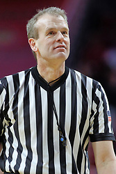 NORMAL, IL - February 02: Randy Heimerman during a college basketball game between the ISU Redbirds and the University of Loyola Chicago Ramblers on February 02 2019 at Redbird Arena in Normal, IL. (Photo by Alan Look)