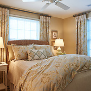 AVALON, NJ - JUNE 10, 2017: The east bedroom on the first floor. 4738 Ocean Dr, Avalon, NJ. Credit: Albert Yee for the New York Times