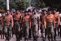 Nicaragua, sandinista soldiers