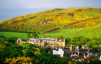 Palace of Holyrood, Edinburgh, Scotland