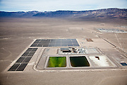 This 480-megawatt (MW) natural gas-fueled power plant near Boulder City, Nev., south of Las Vegas, is one of the cleanest, most efficient, fossil-fueled power plants in Nevada. A 100-kilowatt (kW), solar-photovoltaic demonstration site next to the plant helps bring attention to this renewable-energy source.<br /> <br /> Solar tracking<br /> The use of solar tracking allows the generation of 20 percent more electricity per year.