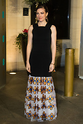 Photo Must Be Credited ©Alpha Press<br /> Kelly MacDonald<br /> arrives at the EE British Academy Film Awards after party dinner at the Grosvenor House Hotel in London.
