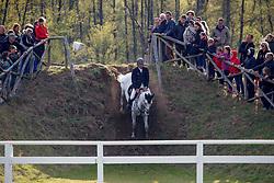 Pals Johnny, NED, Urjul van Generhese<br /> Derby of Flanders - Memorial Nick Motmans<br /> CSIO Lummen 2017<br /> © Hippo Foto - Dirk Caremans<br /> 29/04/2017