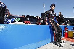 April 28, 2018 - Talladega, Alabama, United States of America - Ty Majeski (60) hangs out on pit road with his team prior to taking to the track to qualify for the Spark Energy 300 at Talladega Superspeedway in Talladega, Alabama. (Credit Image: © Justin R. Noe Asp Inc/ASP via ZUMA Wire)