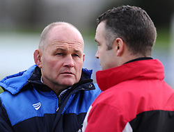 Bristol Rugby Director of Rugby Andy Robinson  - Mandatory byline: Joe Meredith/JMP - 05/12/2015 - RUGBY - Billesley Common - Birmingham, England - Moseley v Bristol Rugby - Greene King IPA Championship