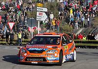 Motor<br /> Foto: DPPI/Digitalsport<br /> NORWAY ONLY<br /> <br /> MOTORSPORT - WRC 2009 - RACC RALLYE DE ESPANA - SALOU (SPA) - 01 TO 04/10/2009<br /> <br /> HENNING SOLBERG (NOR) - CATO MENKERUD / FORD FOCUS RS WRC 07 STOBART M-SPORT - ACTION