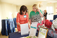 20150413, Monday, April 13, 2015, Quincy, MA, USA;  Annual Lovely Ladies Spring Social dinner to benefit My Brother's Keeper of Easton MA held at Granite Links Golf Club in Quincy MA on Monday evening April 13, 2015. The annual fundraiser is an all-female gathering save for My Brother's Keeper co-founder Jim Orcutt and My Brother's Keeper president Erich Miller who joined the festivities.<br /> <br /> ( 2015 © lightchaser photography )