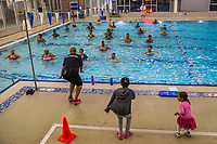 Aqua Zumba, Rainier Beach Community Center