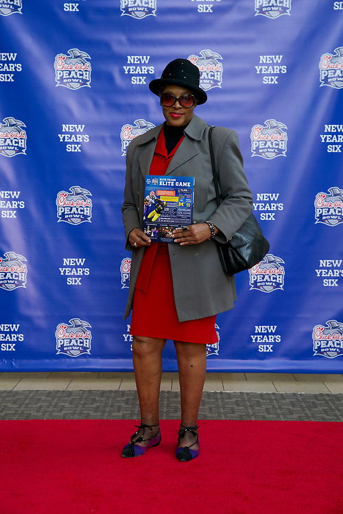 General images during the Chick-fil-A Peach Bowl 2019 Volunteer Dinner, Tuesday, March 12, 2019, in Atlanta. ( Paul Abell via Abell Images for Chick-fil-A Peach Bowl)