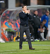 Dundee manager Neil McCann - Dundee v Inverness Caledonian Thistle in the Ladbrokes Scottish Premiership at Dens Park, Dundee, Photo: David Young<br /> <br />  - &copy; David Young - www.davidyoungphoto.co.uk - email: davidyoungphoto@gmail.com