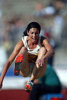 Friidrett, Athletics, IAAF Golden League, ExxonMobil Bislett Games, Arne Haukvik Memorial, 27. juni 2003. 90, Carlota Catrejana, Triple Jump Women