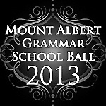 Mount Albert Grammar School Ball 2013