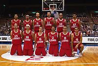 Basketball<br /> VM 2006<br /> Foto: Dppi/Digitalsport<br /> NORWAY ONLY<br /> <br /> BASKETBALL - FIBA WORLD CHAMPIONSHIP 2006 - SENDAI (JAP) - 19/08/2006<br /> <br /> VENEZUELA V LIBANON WINNER / 72-82 - LEBANON TEAM (LIB)