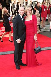 © Licensed to London News Pictures. 18/05/2014, UK. Ross Kemp, Arqiva British Academy Television Awards - BAFTA, Theatre Royal Drury Lane, London UK, 18 May 2014. Photo credit : Richard Goldschmidt/Piqtured/LNP
