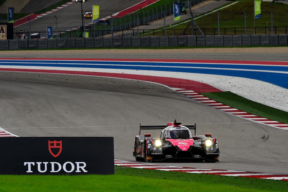 18-20 September 2014, Austin, Texas USA<br /> 42, Ligier, Honda, P, Gustavo Yacaman, Alex Brundle<br /> &copy;2014, Scott R LePage <br /> LAT Photo USA
