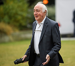 © Licensed to London News Pictures. 04/09/2019. London, UK. Tory Peer MICHAEL HOWARD is seen in Westminster, London. British Prime Minister Boris Johnson has a called for a general election after losing his first commons vote and losing his majority, removing his control of parliament. Photo credit: Ben Cawthra/LNP