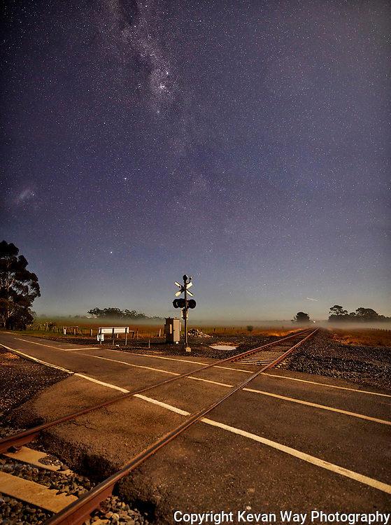 'the junction by moonlight'