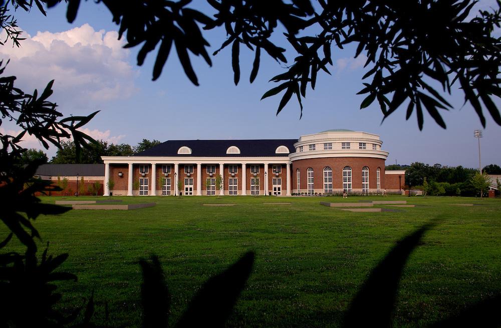 17050Summer Campus Photos: Gate Cutler Walter courthouse grover