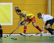 Spain v Russia men EuroNationsIndoor
