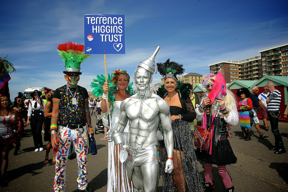 Brighton Pride 2015 <br /> The gay capital of the UK celebrates all things LGBT with the annual parade through the city.
