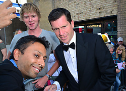 Novak Djokovic Foundation - London Gala Dinner<br /> Tim Henman attends the inaugural London fundraiser in aid of tennis champion's foundation raising funds for vulnerable and disadvantaged children, especially in his native Serbia. Takes place day after men's Wimbledon final. Roundhouse, Chalk Farm Road, London, United Kingdom<br /> Monday, 8th July 2013<br /> Picture by Nils Jorgensen / i-Images