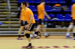 25-04-2013 VOLLEYBAL: TRAINING NEDERLANDS MANNEN VOLLEYBALTEAM: ROTTERDAM<br /> Selectie Oranje mannen seizoen 2013-2014 / Nico Freriks<br /> &copy;2013-FotoHoogendoorn.nl