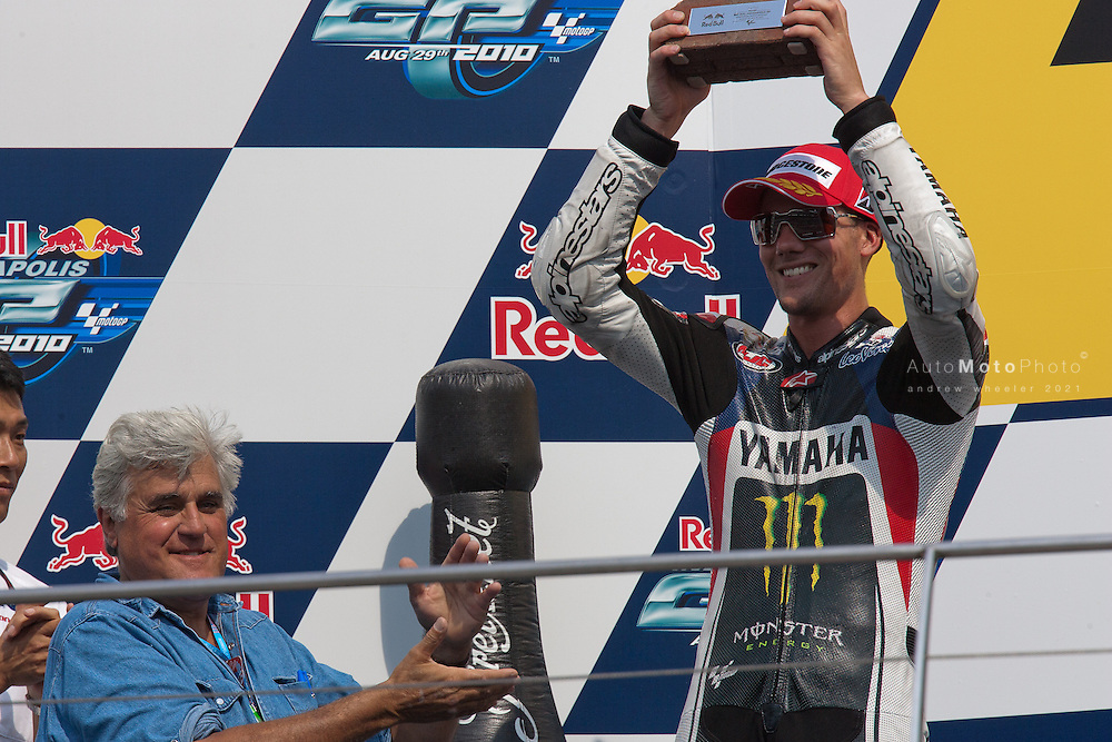 2010 MotoGP World Championship, Round 11, Indianapolis, United States, 29 August 2010,
