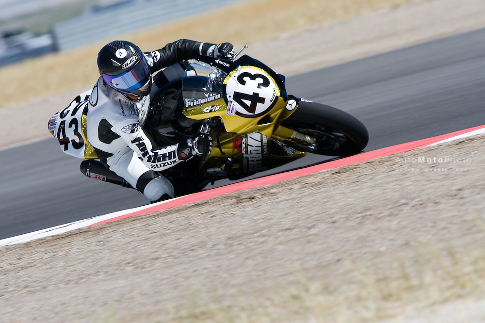 Round 6 of the 2006 AMA Superbike Championship at Miller Motorsports Park, June 16 - June 18, 2006.<br />
