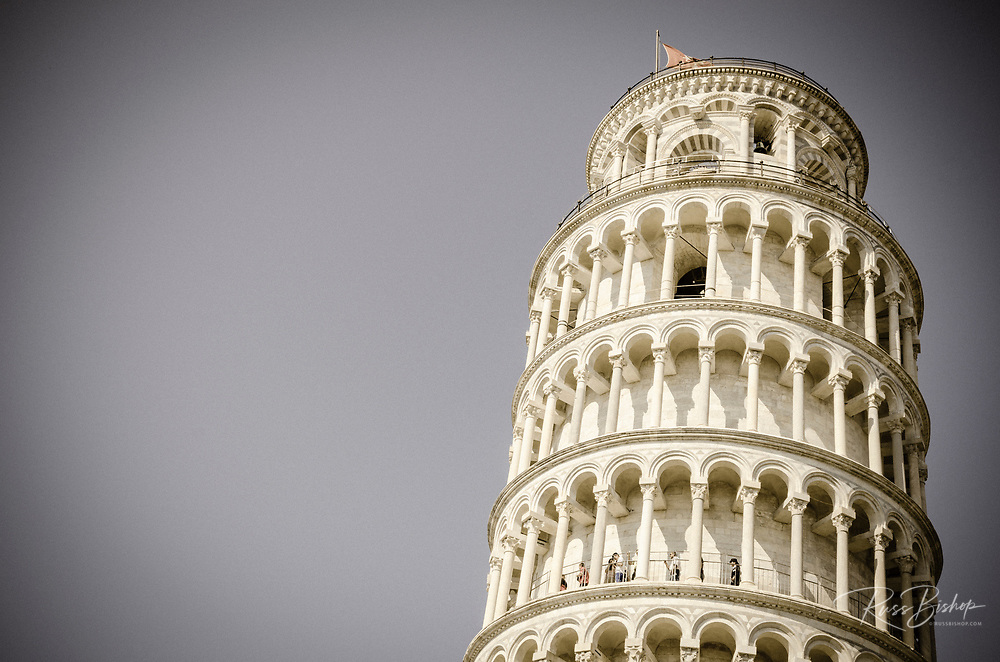 The Leaning Tower of Pisa, Pisa, Tuscany, Italy