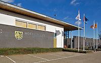 DEN BOSCH - Het clubhuis  van Hockeyclub Den Bosch. COPYRIGHT KOEN SUYK
