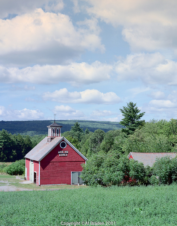 Aching Acres Farm, Connecticut River Valley, Walpole, NH