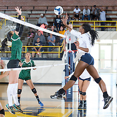 2016 A&T Volleyball vs FAMU