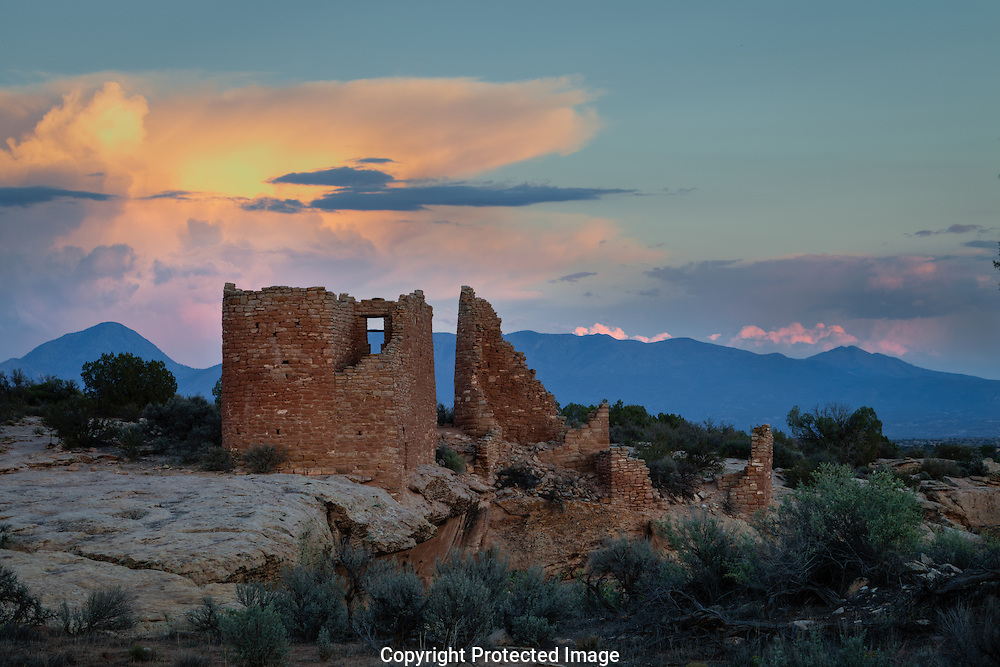 Hovenweep Castle, Hovenweep National Monument, Utah