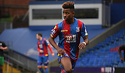 Young starlet Jason Lokilo in action during the Final Third Development League match between U21 Crystal Palace and U21 Bristol City at Selhurst Park, London, England on 3 November 2015. Photo by Michael Hulf.