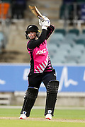 Katey Martin. Women's T20 international Cricket, Australia v New Zealand White Ferns.  Manuka Oval, Canberra, 5 October 2018. Copyright Image: David Neilson / www.photosport.nz