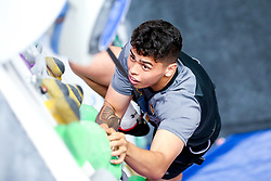 Jacob Umaga of Wasps trains at The University of Warwick Sport and Wellness Hub ahead of the 2019/20 Gallagher Premiership Rugby season - Mandatory by-line: Robbie Stephenson/JMP - 18/07/2019 - RUGBY  - Wasps Preseason Training Camp